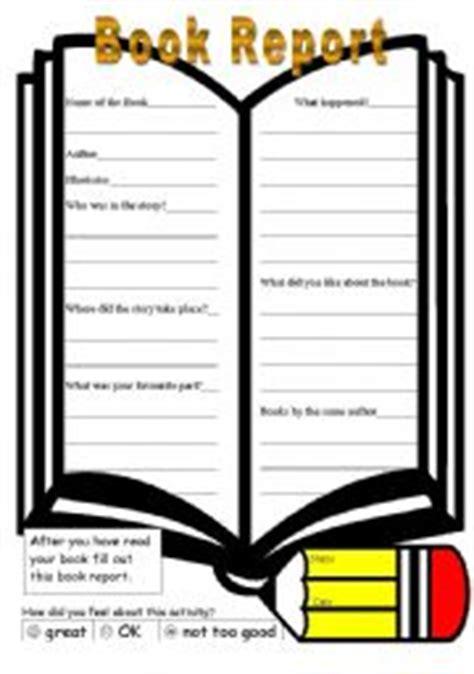 School grade begin book reports